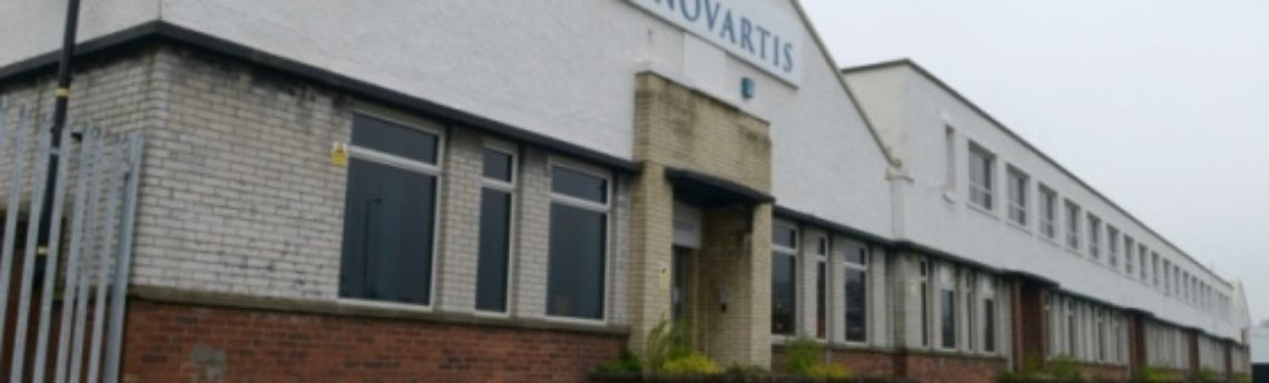 Purified water for animal vaccines at Novartis, Scotland