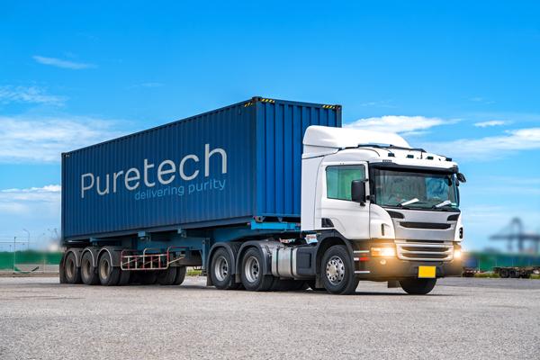 puretech lorry