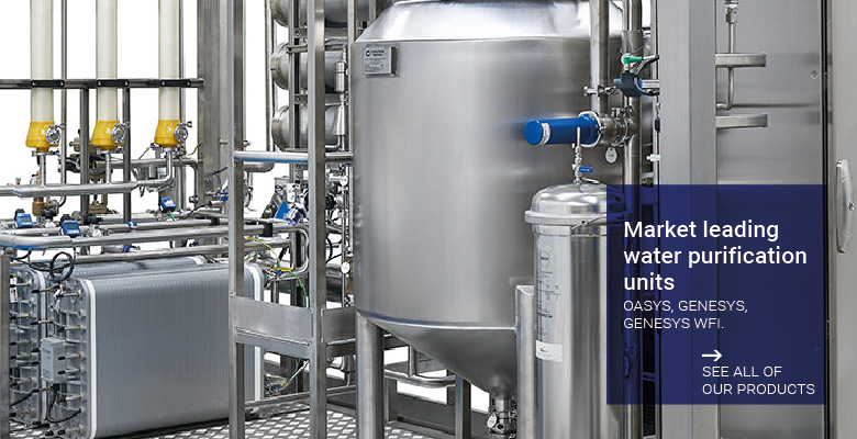 water purification unis