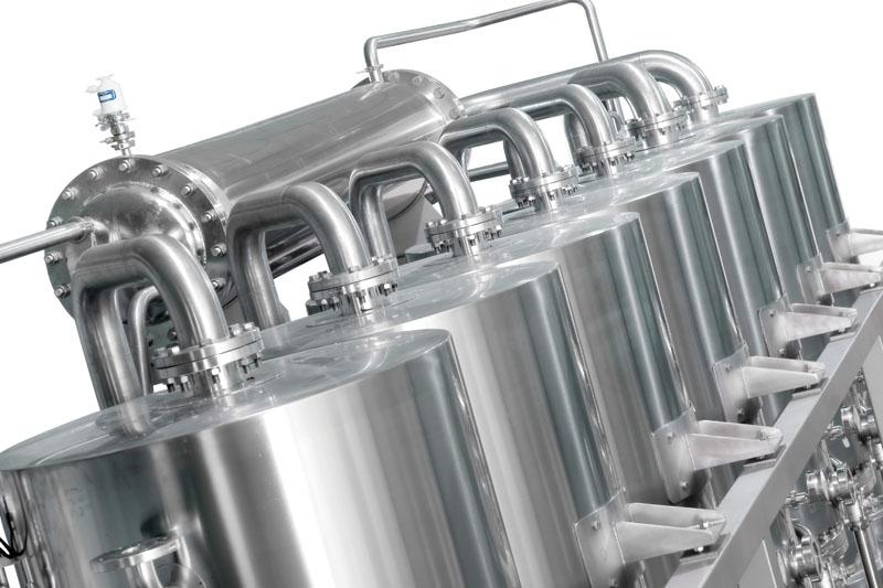 Puretech's pure steam generation units