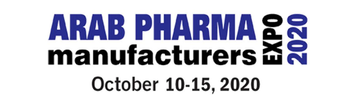Arab Pharma Manufacturers EXPO 2020
